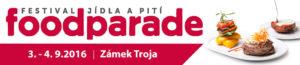 Brouk na talíři bude letos nabízet vytříbené pochoutky na zámku Troja v Praze